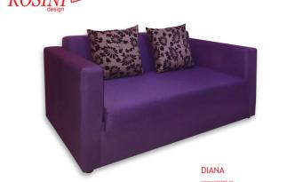 Canapea extensibila Diana